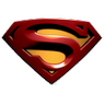 Superman Logo Sticker icon