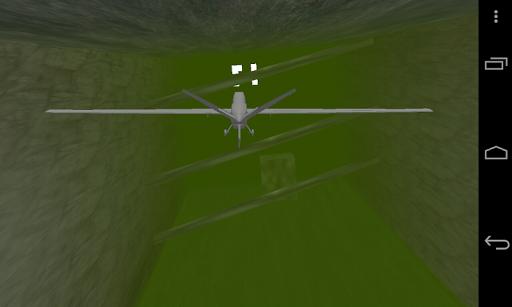 トンネル3Dを逃れる
