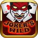 Jokers Wild Slot Machine HD icon