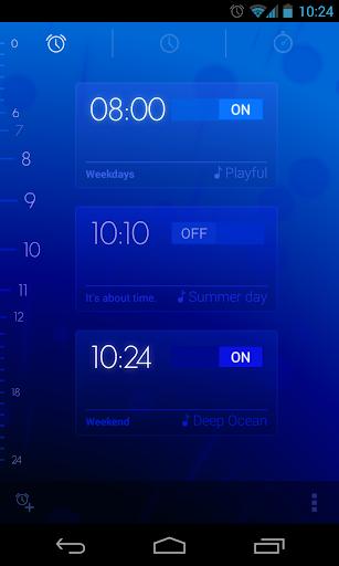 Timely Alarm Clock screenshot