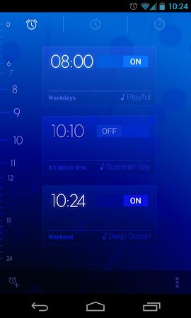 Timely Alarm Clock 1.3 screenshot 23963