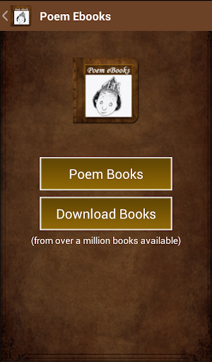 Poem Ebooks