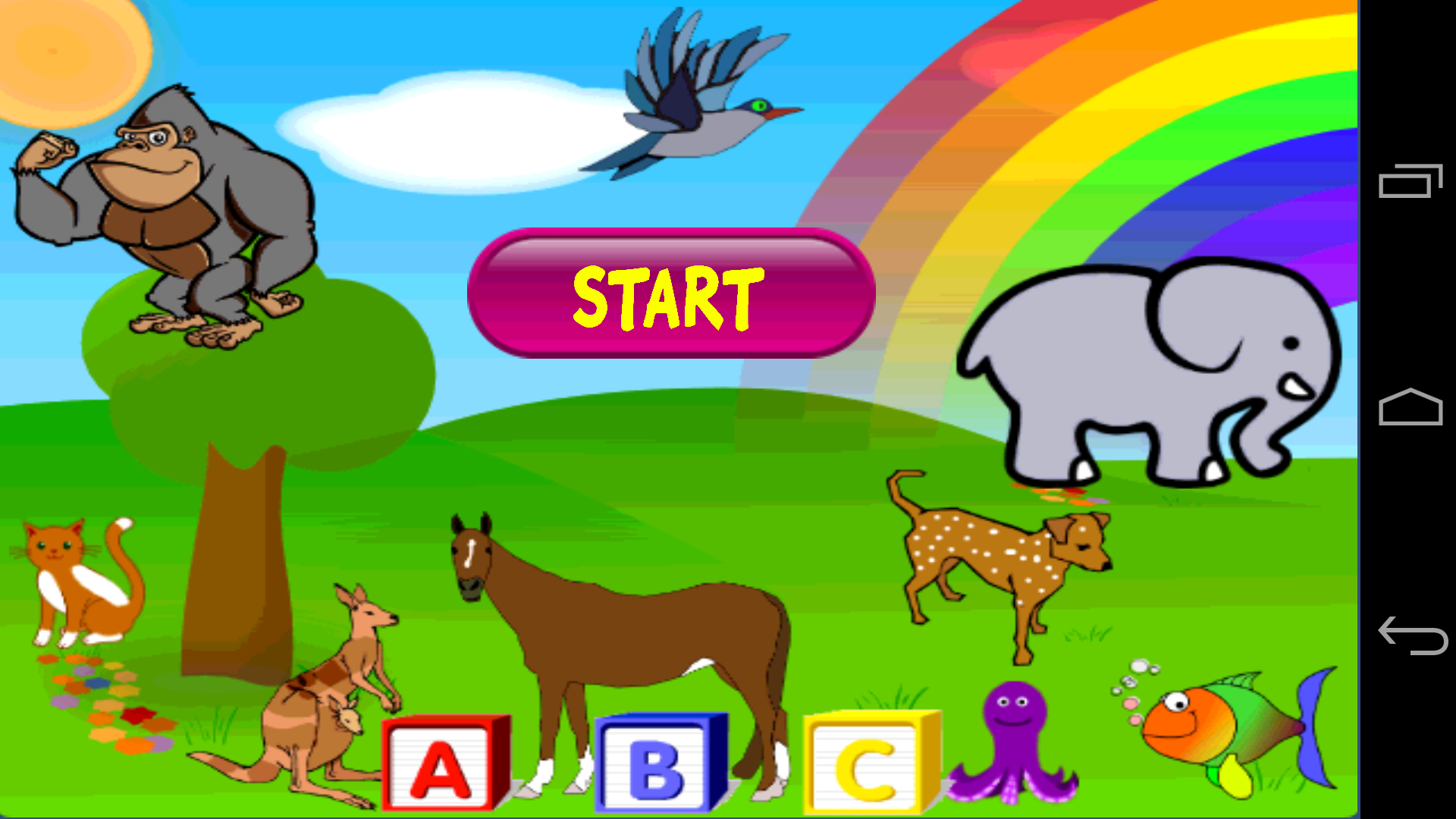 ABC Kids Game 3 4 5 years old Google Play Store revenue