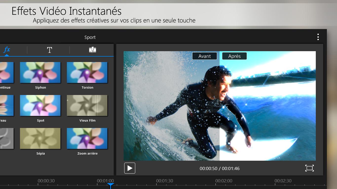 PowerDirector – Éditeur Vidéo - screenshot
