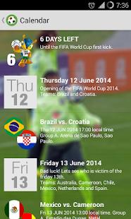 GoalKeeper - Brazil 2014 screenshot
