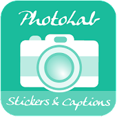 PhotoLab - Stickers & Captions