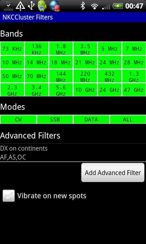 NKCCluster - screenshot