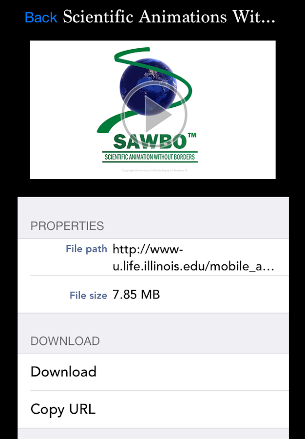 SAWBO Deployer- screenshot