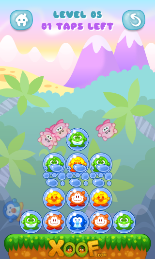 Bubble Pet Puzzle- screenshot