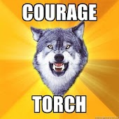 Courage Torch