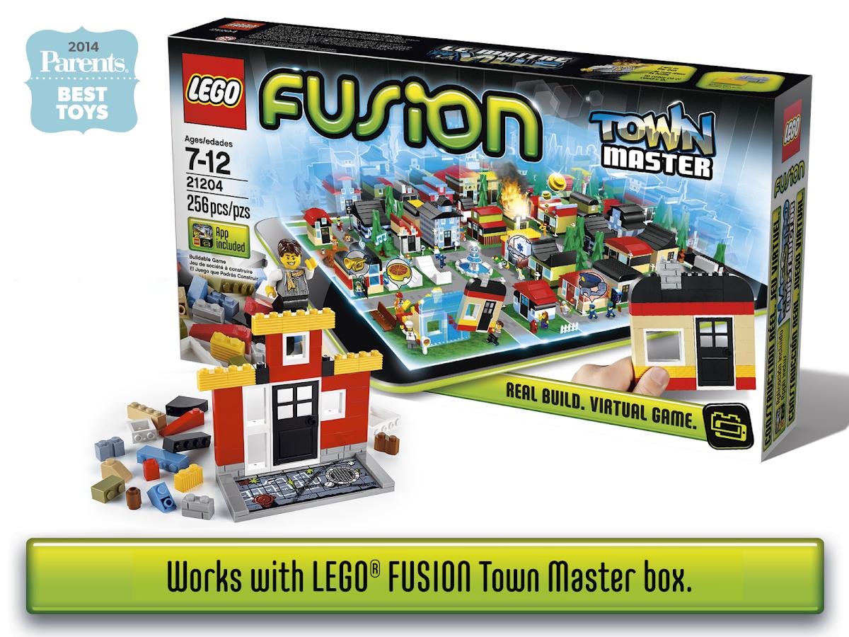 LEGO® FUSION Town Master - screenshot