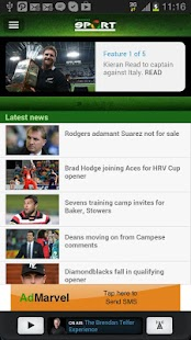 Radio Sport- screenshot thumbnail