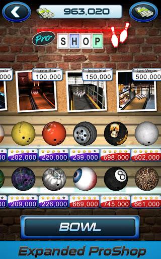 Let's Bowl 2 : 無料のボウリングアプリ