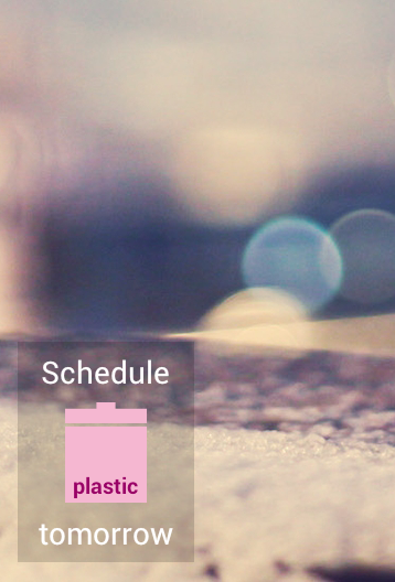 Routine Calendar & Widget- screenshot