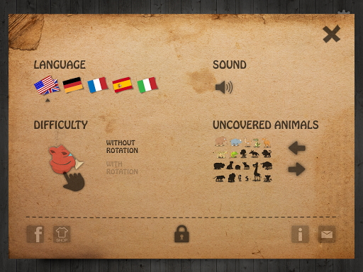 【免費解謎App】Puzzle Huzzle Africa Free-APP點子