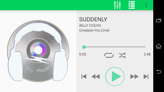 Music Player AnyPlayer - Pro v1.0