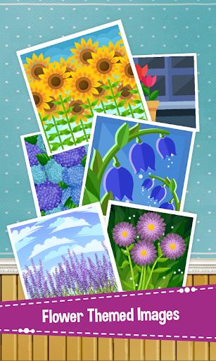 Puzzle Flower