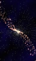 Screenshot of Interstellar Music Visualizer