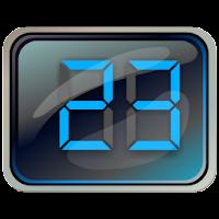 Digital LCD Clock Widget 3.3