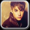 Justin Bieber live wallpaper icon