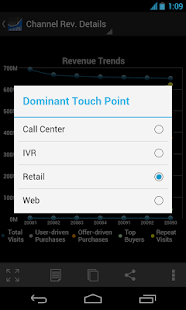 MicroStrategy Mobile - screenshot thumbnail
