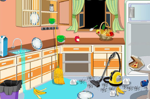 玩免費休閒APP|下載公主 室 清理 游戏 app不用錢|硬是要APP