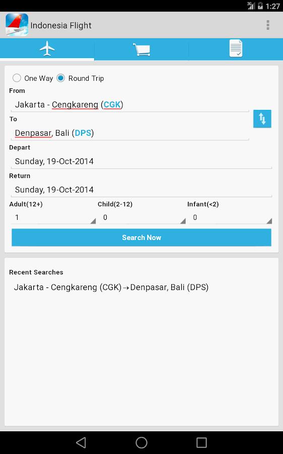 Indonesia Flight - screenshot