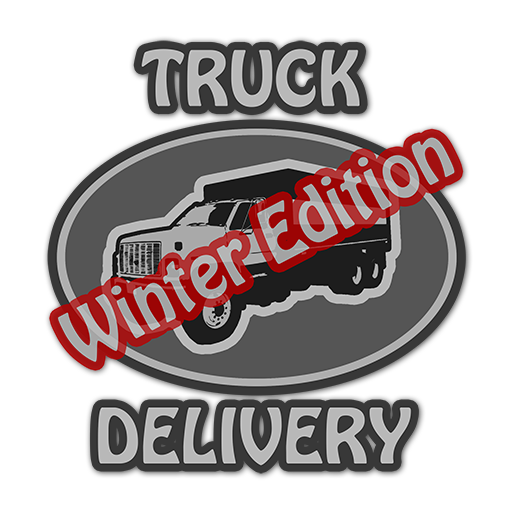 Truck Delivery Winter Edition