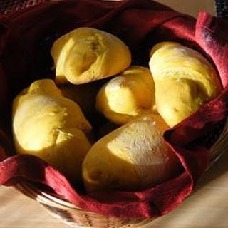 Pumpkin Rolls I