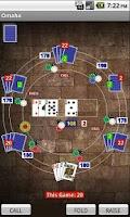 Screenshot of Omaha Poker