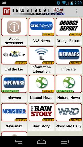 NewsRacer - Alternative FREE