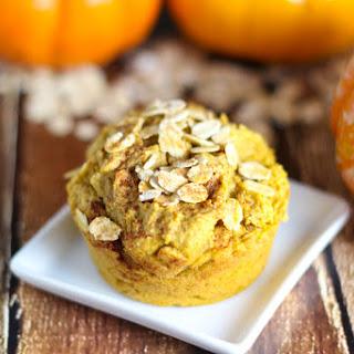 Healthy Pumpkin Oat Muffins Recipe