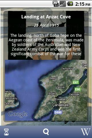 WW1Daily- screenshot