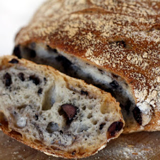 Olive Bread.