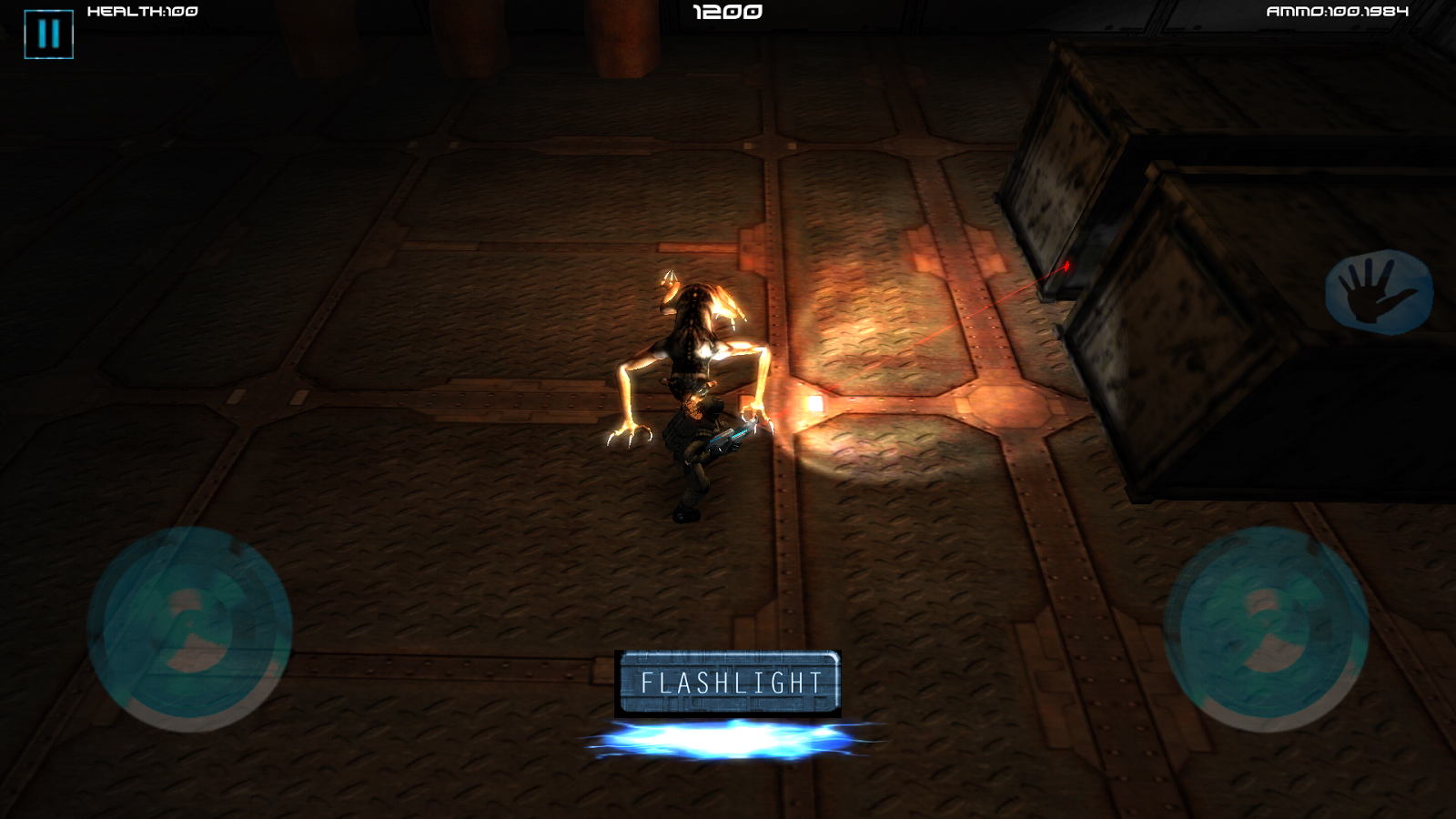 Dark Project - screenshot