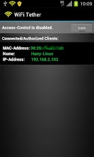 FREE WiFi Tethering App for Android [Rooted] - The giffgaff
