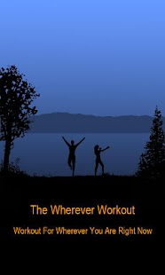 Wherever Workout- screenshot thumbnail