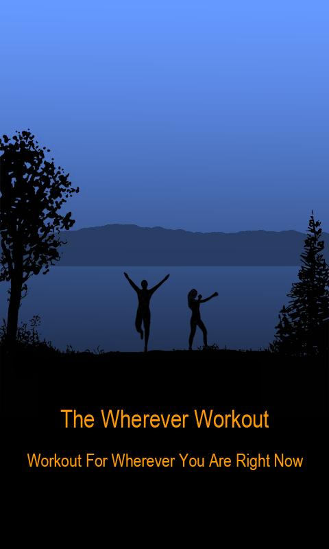 Wherever Workout - screenshot