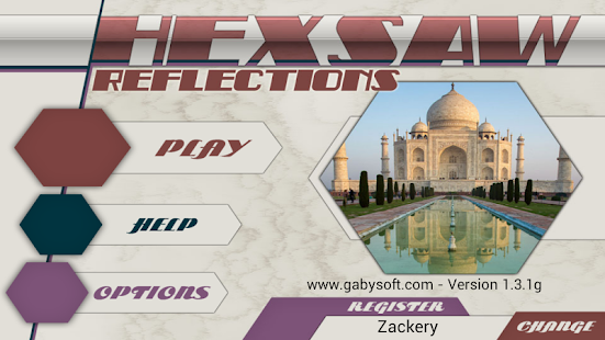 HexSaw - Reflections- screenshot thumbnail