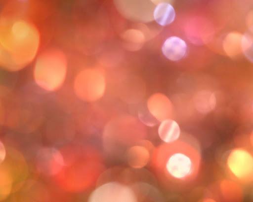 朦朧的粒子動態壁紙