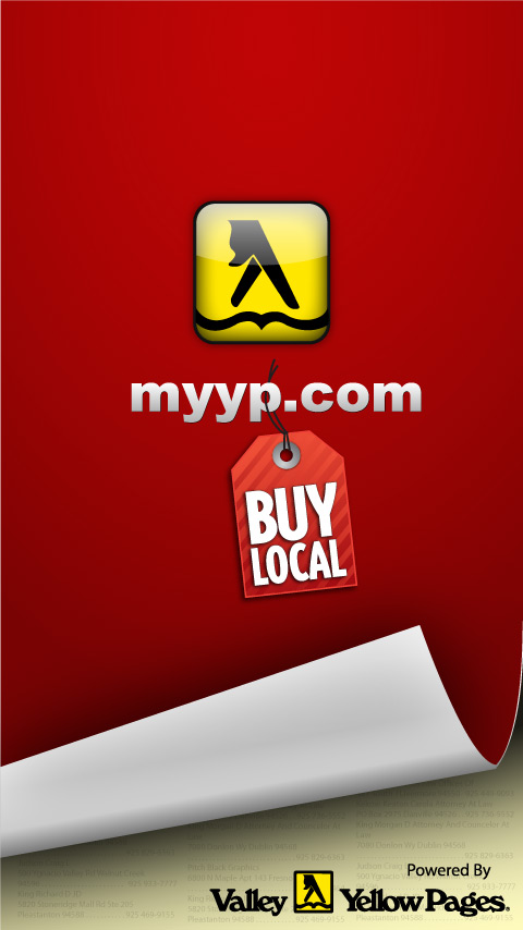 MyYP Yellow Pages - screenshot