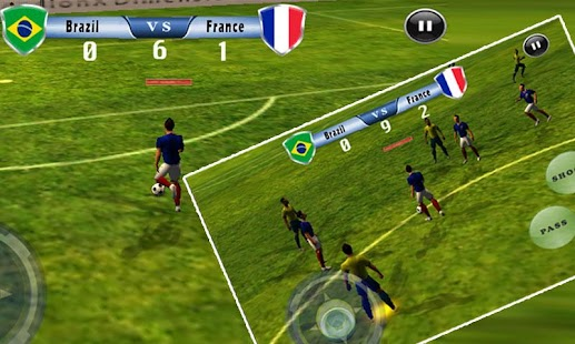 Play Real Football 2014