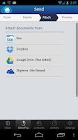 Screenshot of uFax - Online Fax in the Cloud