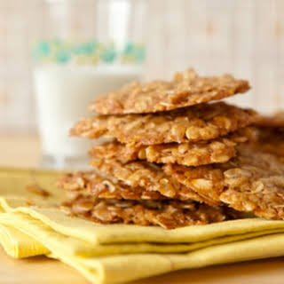 Maple-Oat Cookies.