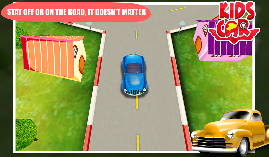 Kids Car - Fun Game for Kids- screenshot