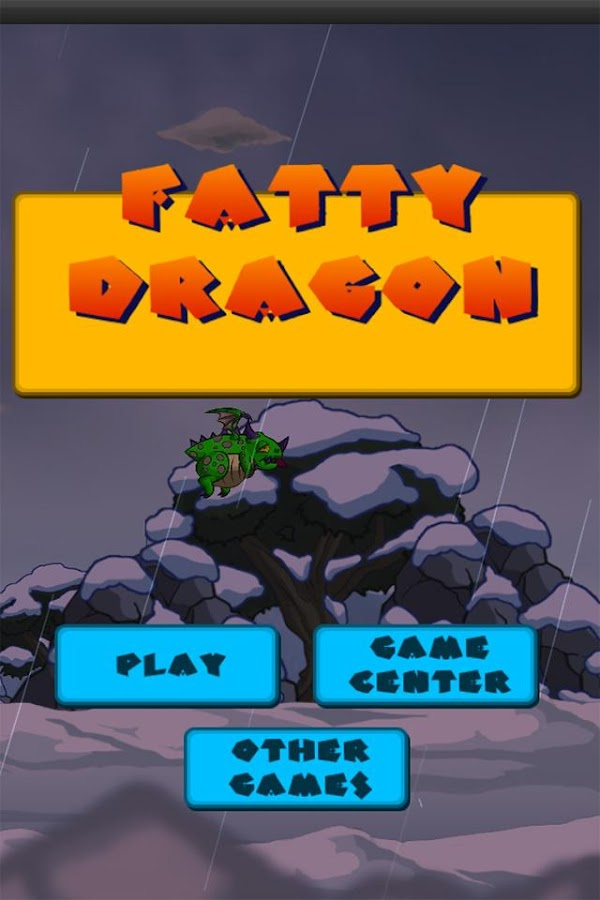 Fatty Dragon- screenshot