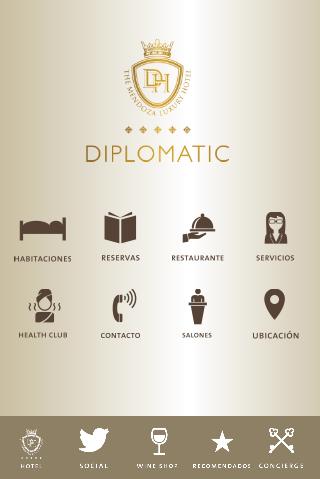 Guía Diplomatic Hotel