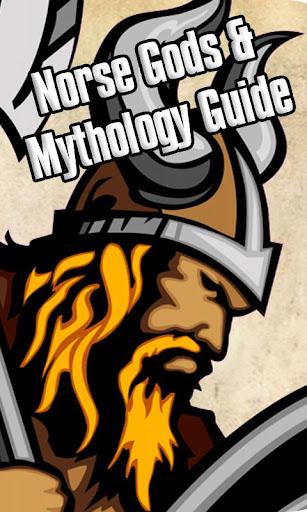 Norse Gods Mythology Guide