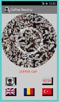 Screenshot of Coffee Reader