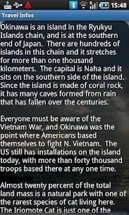 Okinawa Travel Guide- screenshot thumbnail